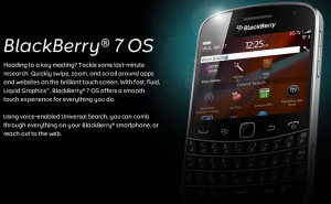 Black Berry OS 7